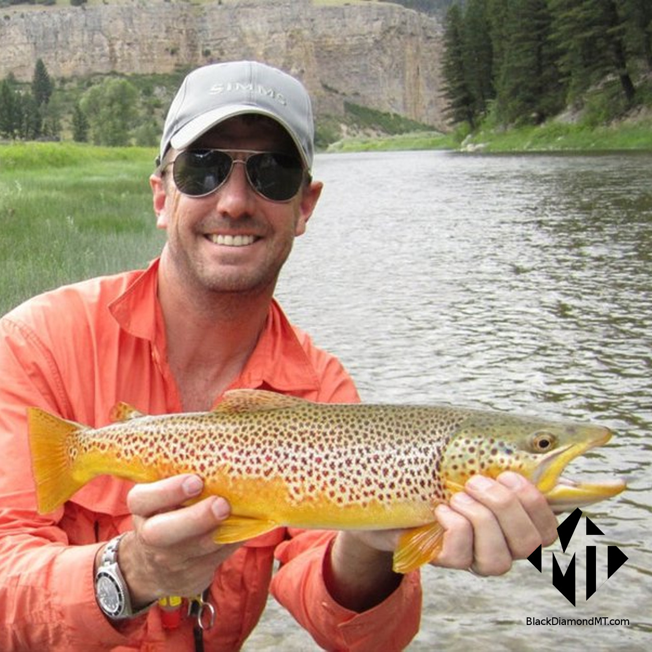 Craig Delger Fly Fishing Smith River