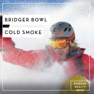 Bridger Bowl Cold Smoke