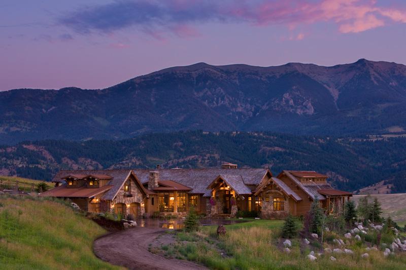 Bridger Canyon Home For Sale