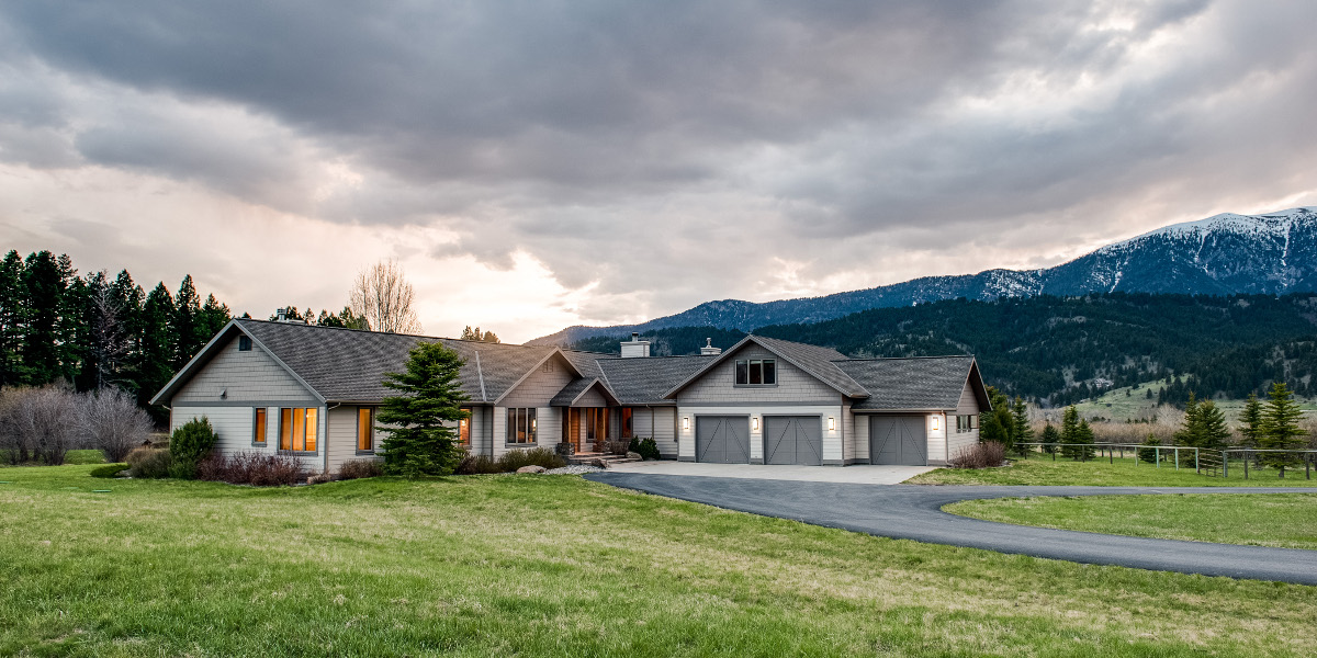 Find your dream home in Bridger Canyon