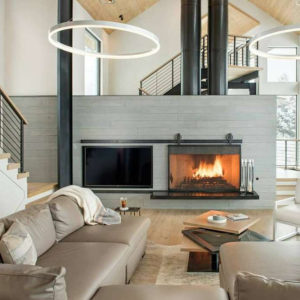 Bridger Canyon Residence - Faure-Halvorsen Architects