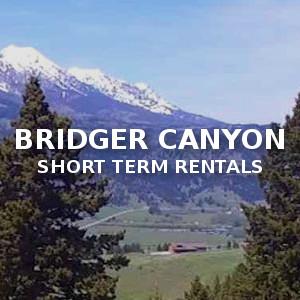 Bridger Canyon Short Term Rental Rules