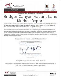 Bridger Canyon Vacant Land Real Estate Report