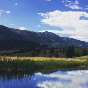 Bridger Mountain Range