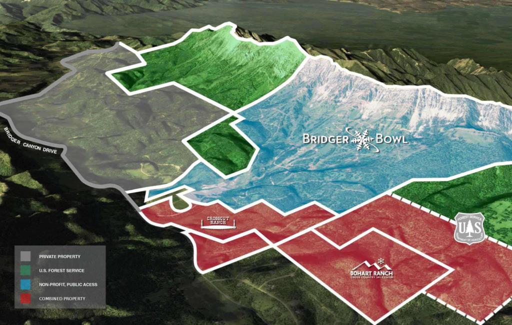 Crosscut Ranch Bohart Ranch Cross-Country Ski Center