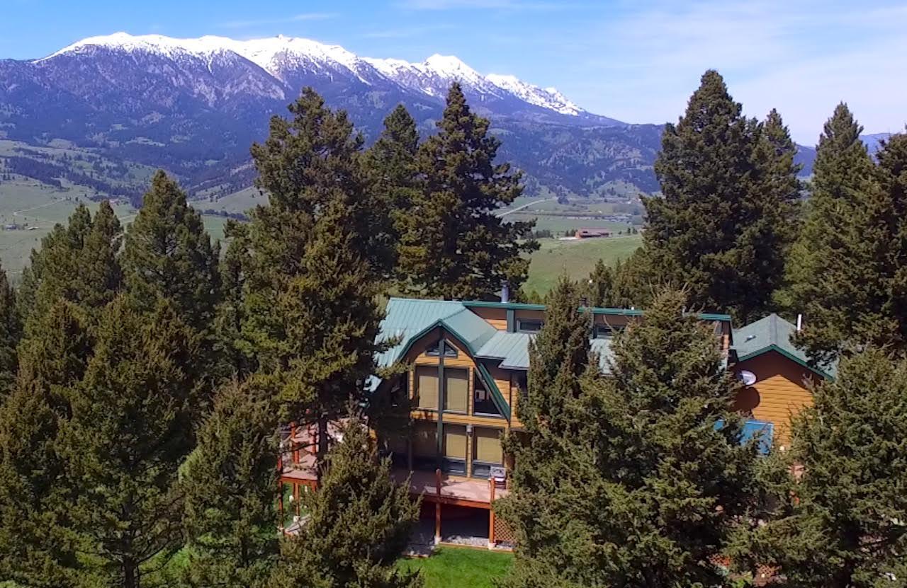 1433 Bridger Woods, Bridger Canyon, Bozeman, Montana