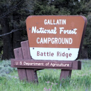 Battle Ridge Campground