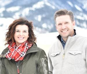 Christy Delger and Craig Delger