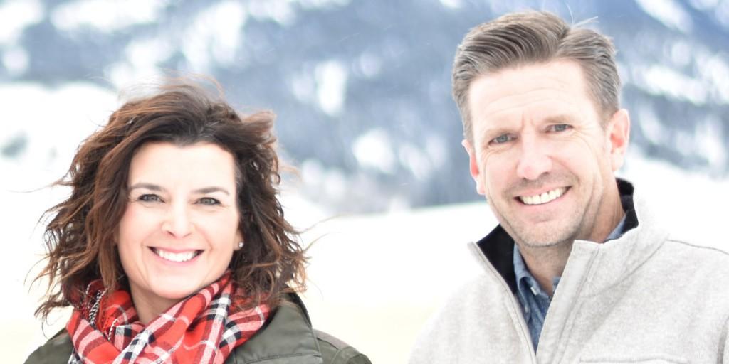 Christy Delger & Craig Delger