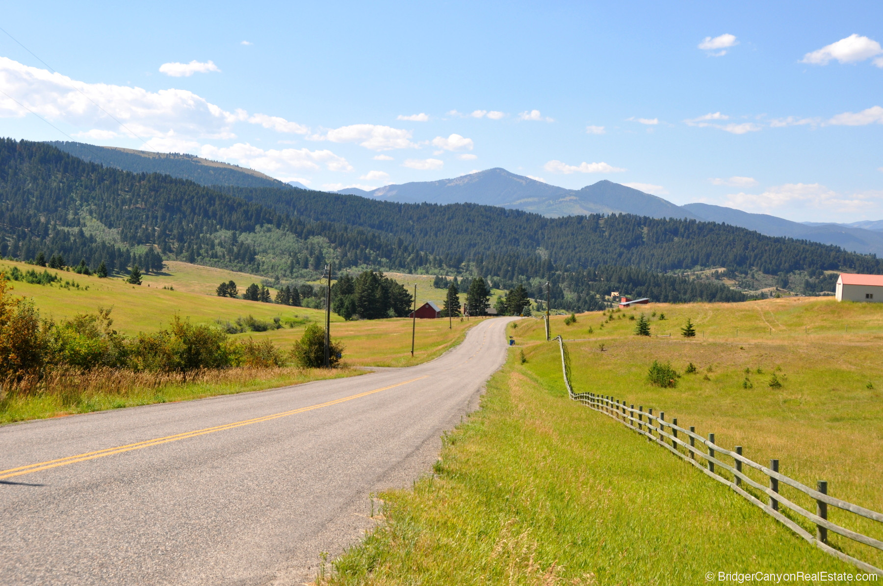 Kelly canyon bozeman bridger canyon real estate for Cost to build a house in bozeman mt