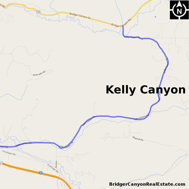 Kelly Canyon