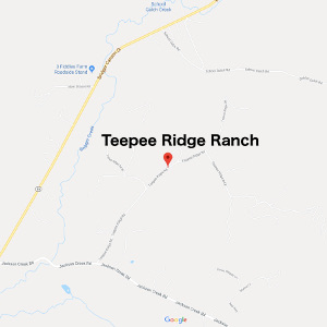 Teepee Ridge Ranch Subdivision
